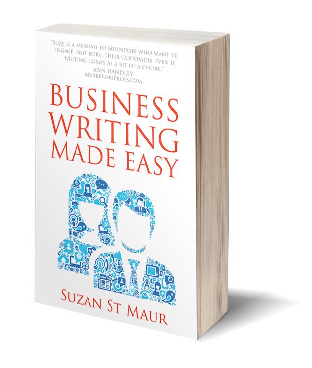 Business writing books